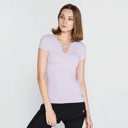 [메디테이션] TS7101 라벤더 요가복 티셔츠