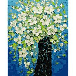 아트조이 DIY 명화그리기 굴뚝 속 피어난 꽃 60x75cm
