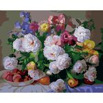 아트조이 DIY 명화그리기 식탁 위의 꽃병 60x75cm