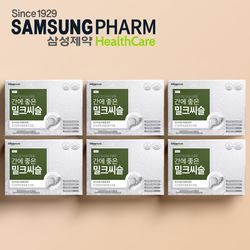 삼성제약 IHC 밀크씨슬 6박스(12개월분)
