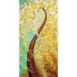 아트조이 DIY 명화그리기 봄이피는나무 50x100 (조립)