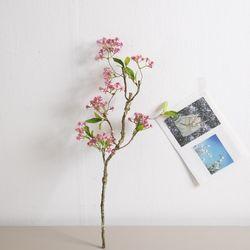 [3+1하나더]안개별꽃가지 55cm [조화]