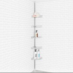 다미 H-기둥식 욕실코너선반 5단