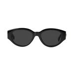 D.fox Original Glossy Black  Black Lens