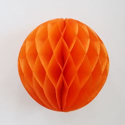 허니컴볼 25cm (오렌지)