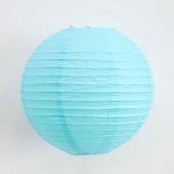 종이등 모빌장식 20cm (라이트 블루)