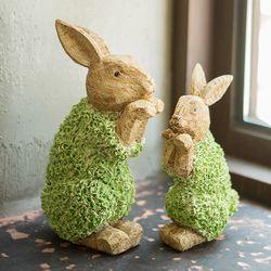 JD3-014 그린 토끼 인형 세트