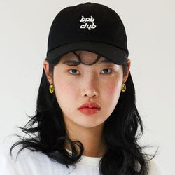 BPB CLUB LOGO CAP HS (BLACK)