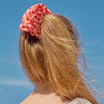 Hair Scrunchie (Apple)