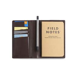 Note&Travel Cover Case (여권 케이스)Dark Brown