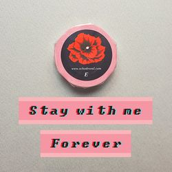 Masking Tape - Stay With Me (15mm) 마스킹테이프