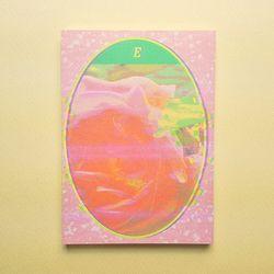 Memopad - Rose Peach Soap