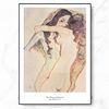 에곤쉴래 인테리어 그림 두 여인 메탈 중형