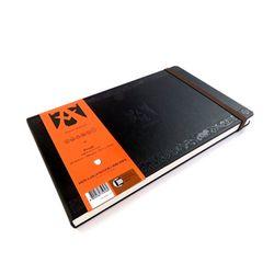 아르쉬 트래블북 양장하드커버 300g 황목(1M1P)