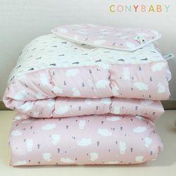 [CONY]핑크베어사계절이불세트(유아이불세트)