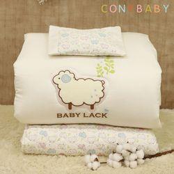 [CONY]오가닉새근새근유아이불세트(신생아이불세트)