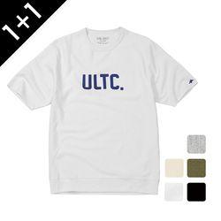 [1+1(선택가능)/무료배송] ULTC 12 CREW SWEAT(AF-B009)
