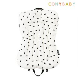 [CONY]순면휴대용아기침대(아이보리)