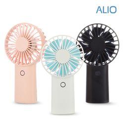 알리오 허리케인 휴대용 선풍기 대용량 4400mAh