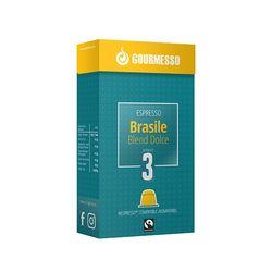 구르메소 캡슐커피 브라질 블랜드 돌체 1곽-10개