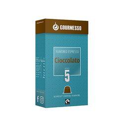 구르메소 캡슐커피 치오콜라토-초콜렛 1곽-10개