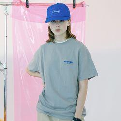 [N] Basic logo tshirt-gray