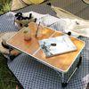 캠프타임 접이식 캠핑테이블 좌식책상