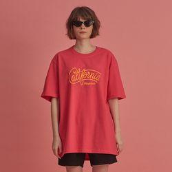 NBS029 캘리포니아 반팔 - 핑크
