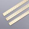 Brass Ruler 30cm (Slim) 황동자 30cm (slim)