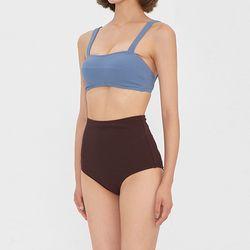 waffle buckle bikini