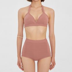 sweet halter bikini