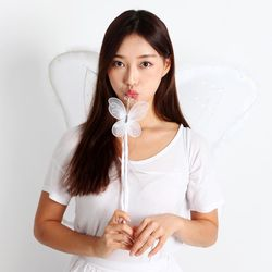 나비요정봉-화이트
