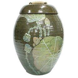 녹색연꽃 쌀항아리 쌀독 용량 10kg CH1353508