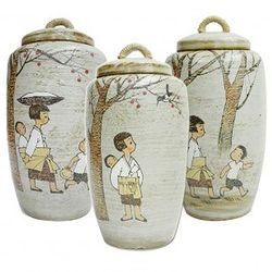 누이와가족 쌀항아리 쌀독 용량 10kg CH1353506