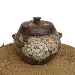조각 쌀항아리 쌀독 용량 15kg CH1399135