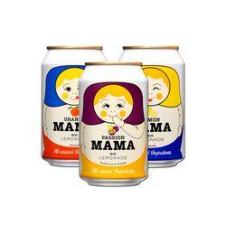유기농 탄산음료 마마에이드 10개