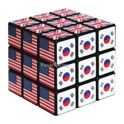 3x3 노벨 큐브 (국기)  신광사