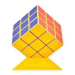 3x3 에디슨 컬러 큐브 (옐로우)  신광사