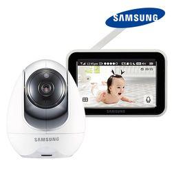 삼성 베이비모니터 SEW-3053W 스마트 베이비캠 홈CCTV