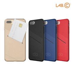 랩씨 아이폰 8  7 플러스 케이스 슬림 포켓 카드