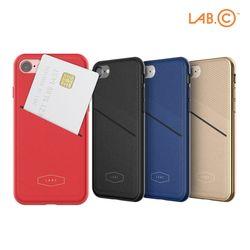 랩씨 아이폰 8  7 케이스 슬림 포켓 카드