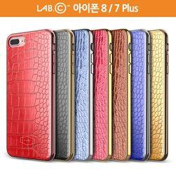 랩씨 아이폰 8 7 플러스 슬림 크로커다일 케이스