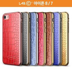 랩씨 아이폰 8 7 슬림 크로커다일 케이스