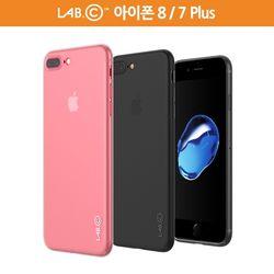 랩씨 아이폰 8 7 플러스 0.4 슬림 케이스
