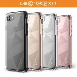 랩씨 아이폰 8 7 다이아몬드 범퍼 케이스