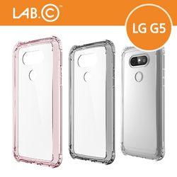 랩씨 LG G5 믹스앤매치 클리어 케이스