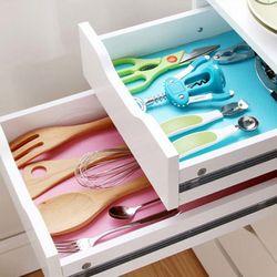 2P 주방 선반매트 서랍매트 냉장고매트 신발장매트