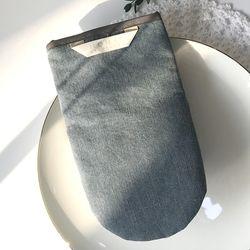 린넨 주방장갑(네이비)