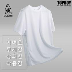 쿨론 라운드반팔 티셔츠 (KKA048)