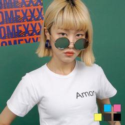5059 미러 선글라스 (5colors)